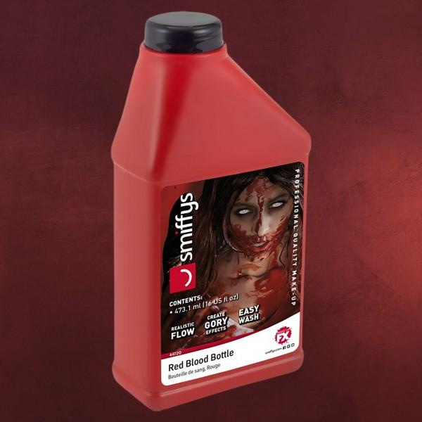Kunstblut Flasche