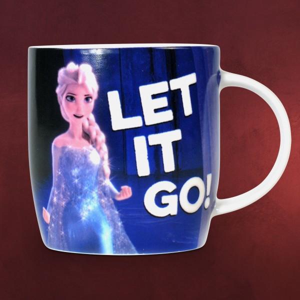 Frozen - Elsa Let it Go Tasse