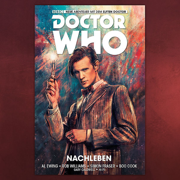 Doctor Who - Nachleben