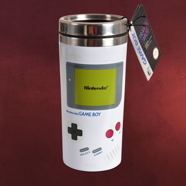 Nintendo - Classic Game Boy To Go Becher