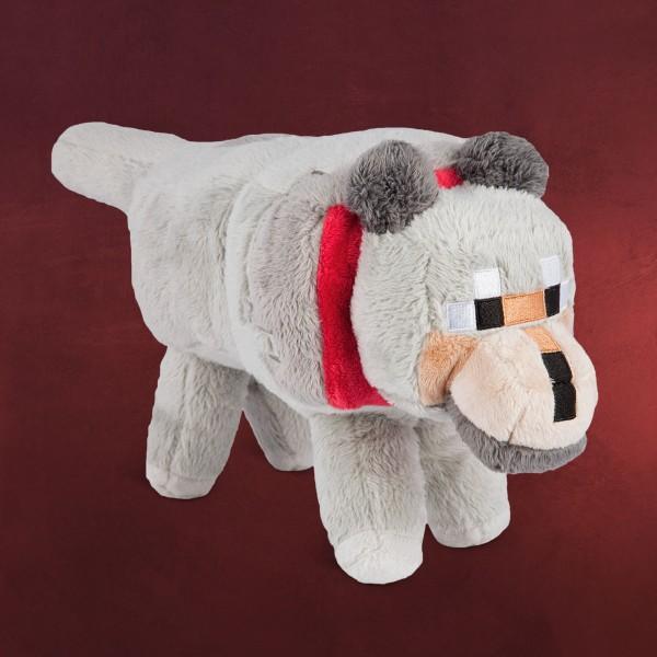 Minecraft - Hund Plüsch Figur 36 cm