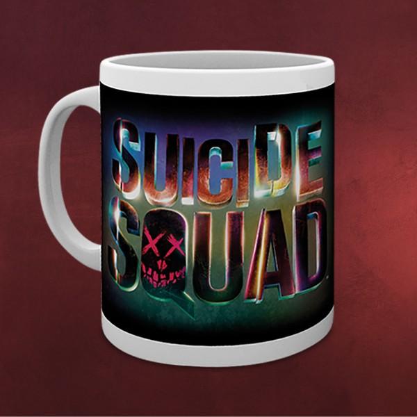 Suicide Squad - Funky Logo Tasse