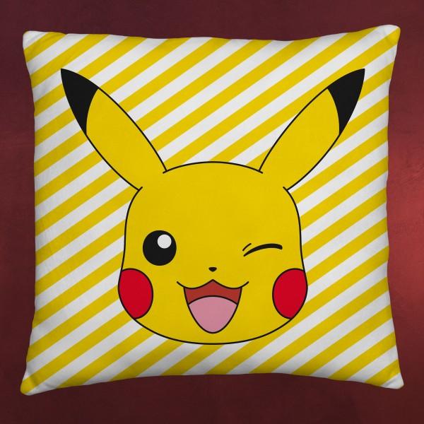 Pokemon - Pikachu Smile Kissen