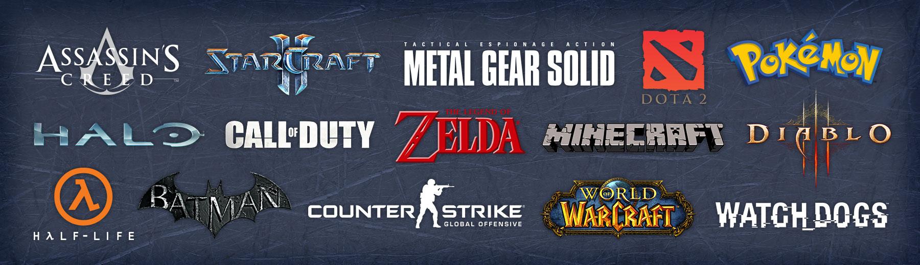Gaming - Marken