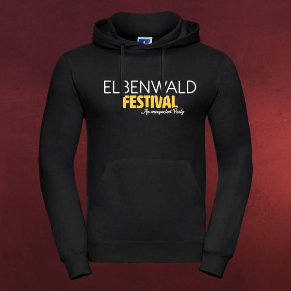 Elbenwald Festival Hoodie schwarz