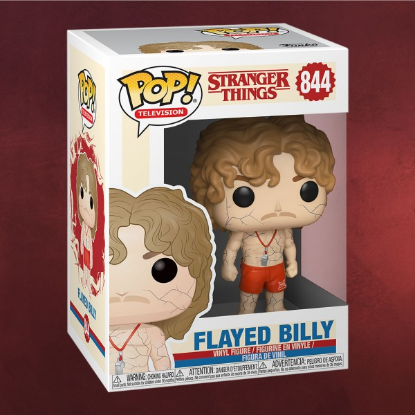 Stranger Things - Flayed Billy Funko Pop Figur