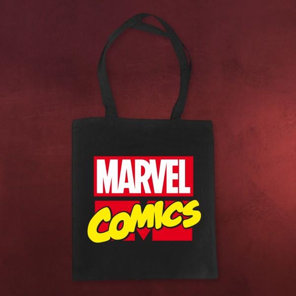 Marvel Comics Jutebeutel schwarz