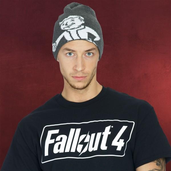 Fallout 4 Beanie grau