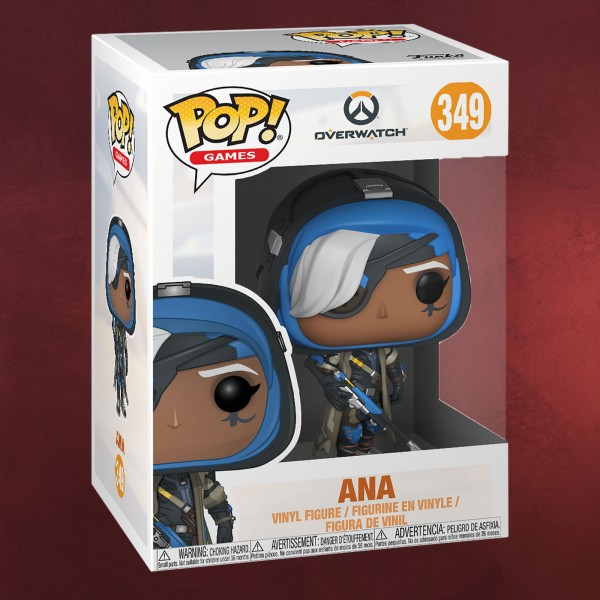 Overwatch - Ana Funko Pop Figur