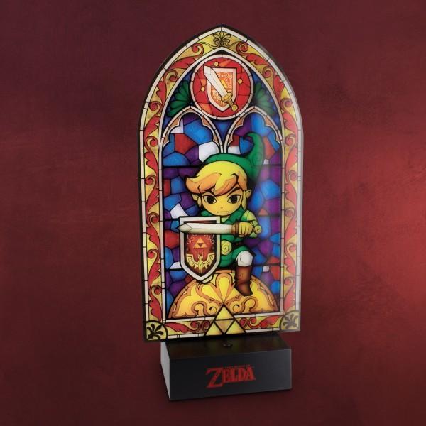 Zelda - Wind Waker Tischlampe