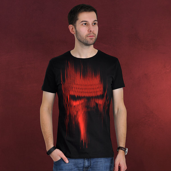 Star Wars - Kylo Ren Face T-Shirt