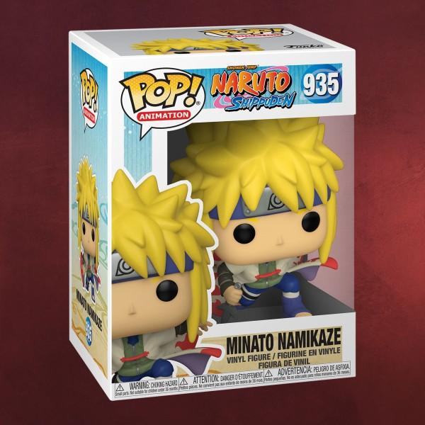 Naruto - Minato Namikaze Funko Pop Figur