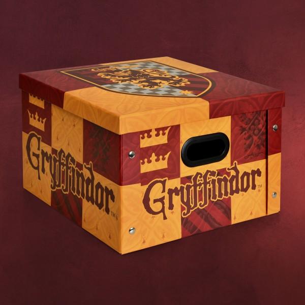Harry Potter - Gryffindor Aufbewahrungsbox
