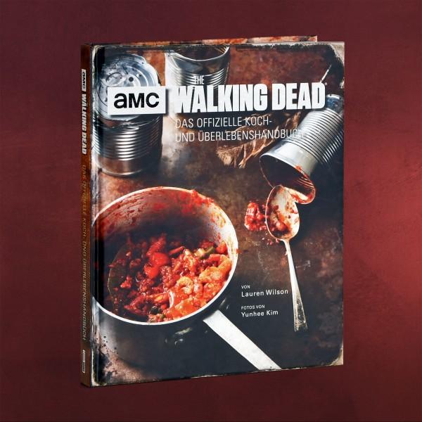 Walking Dead - Das offizielle Koch- und Überlebenshandbuch