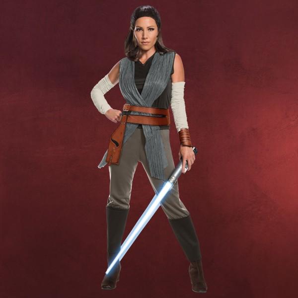 Star Wars - Rey Last Jedi Kostüm Damen