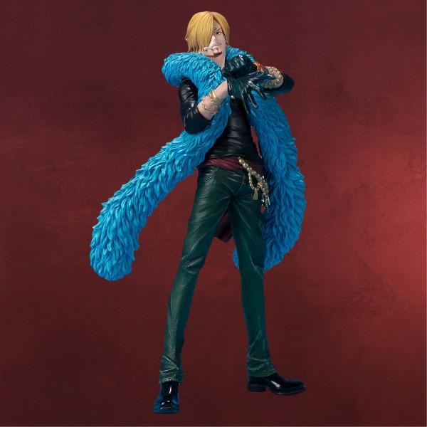 One Piece - Sanji 20th Anniversary Figur 15 cm