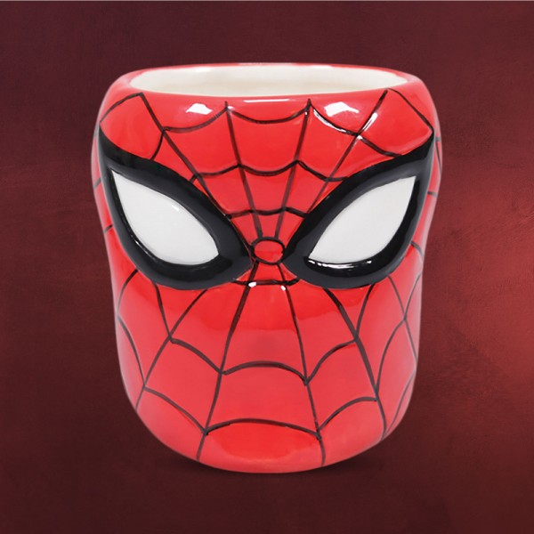 Spider-Man - Face 3D Tasse
