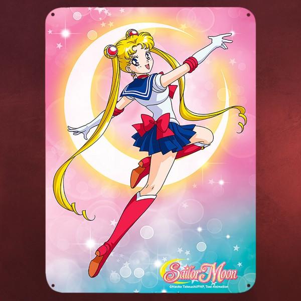 Sailor Moon Schild