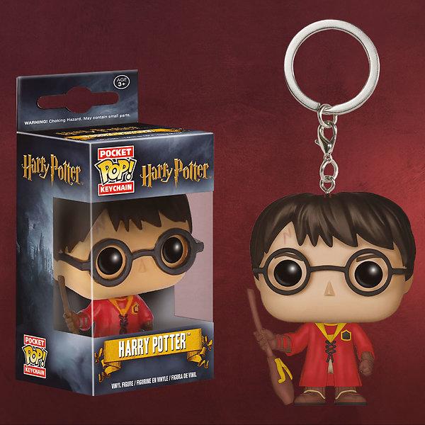 Harry Potter - Quidditch Schlüsselanhänger
