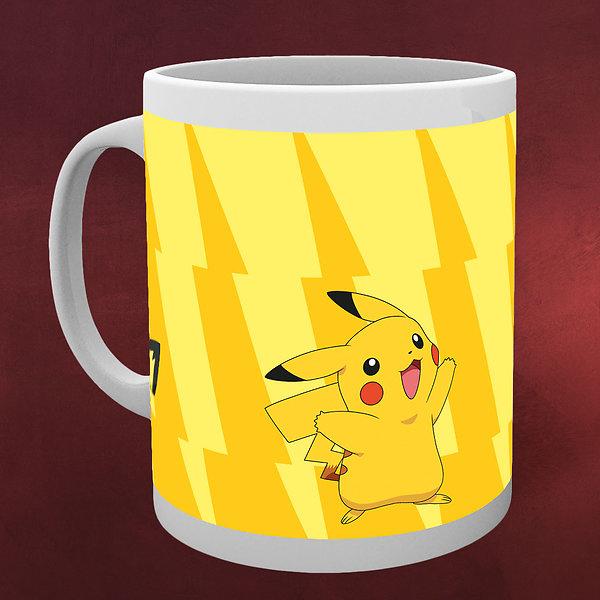 Pokemon - Pikachu Crew Tasse