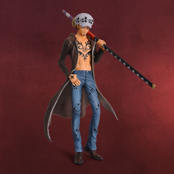 One Piece - Trafalgar Law Memory Figur 26 cm