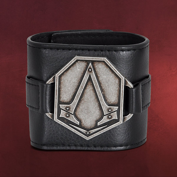 Assassins Creed - Syndicate Logo Armband
