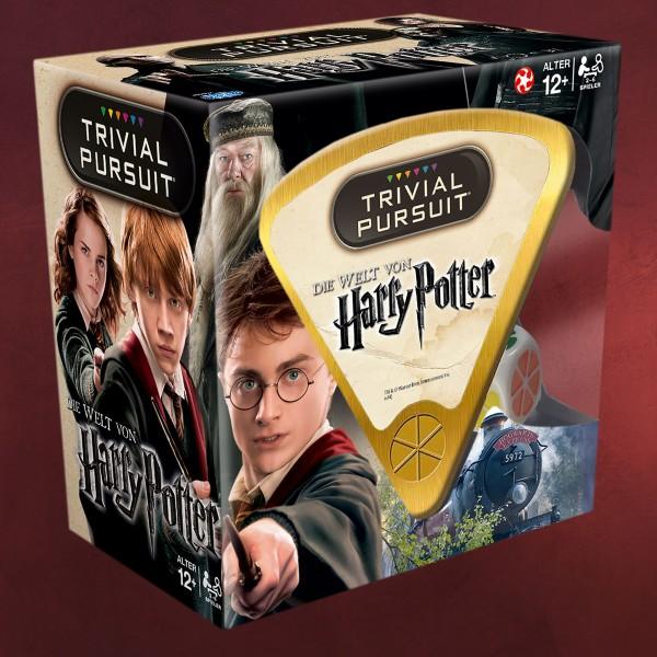 Harry Potter - Trivial Pursuit Quiz