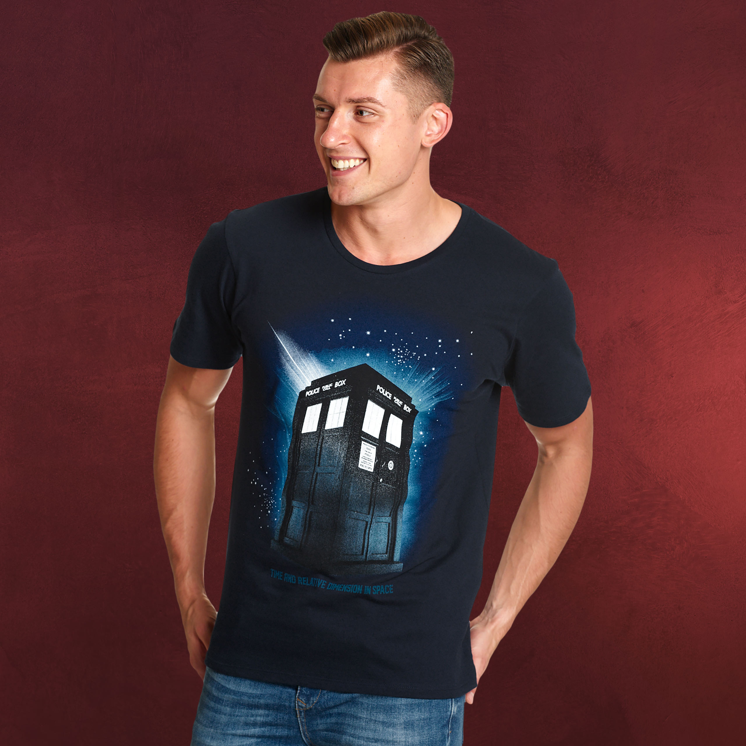doctor who bekleidung t shirts elbenwald. Black Bedroom Furniture Sets. Home Design Ideas