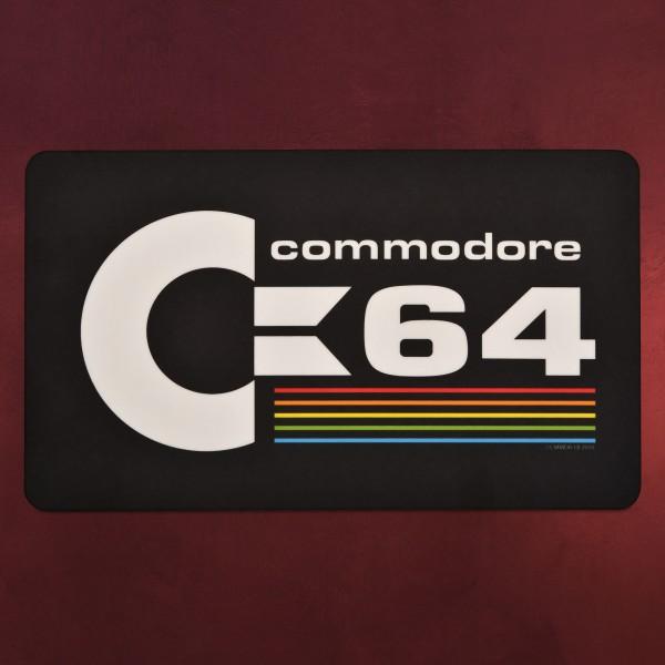 Commodore 64 - Logo Frühstücksbrettchen