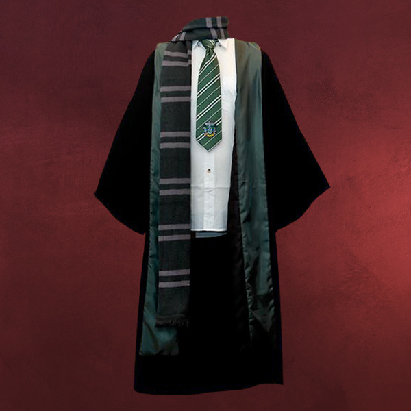 Harry Potter - Slytherin Zauberergewand