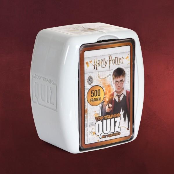 Harry Potter - Top Trumps Quiz