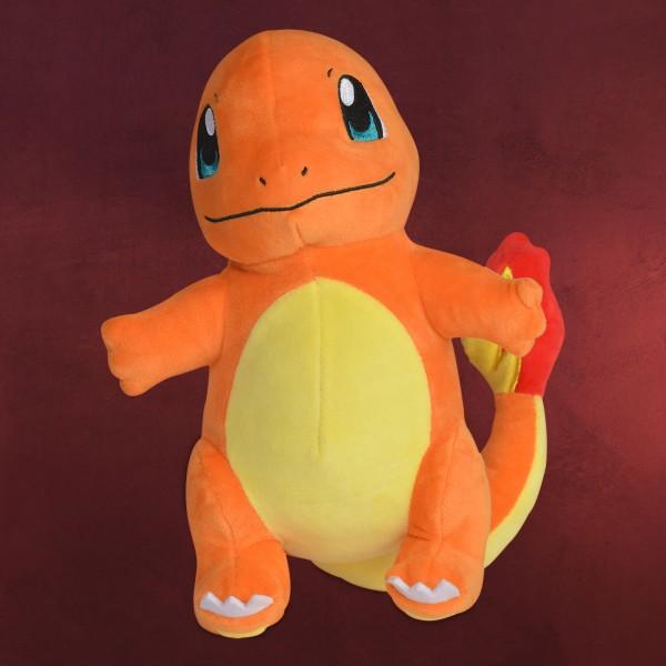 Pokemon - Glumanda Plüsch Figur 21 cm
