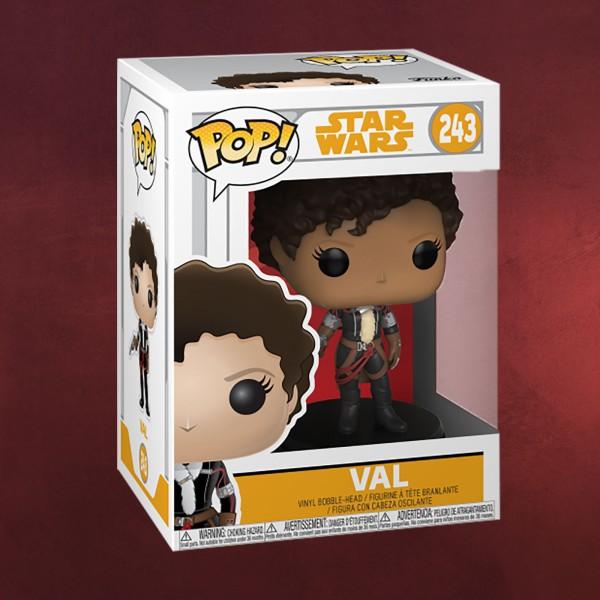 Star Wars - Val Funko Pop Wackelkopf-Figur