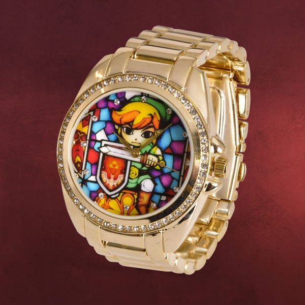 Zelda - Wind Waker Armbanduhr