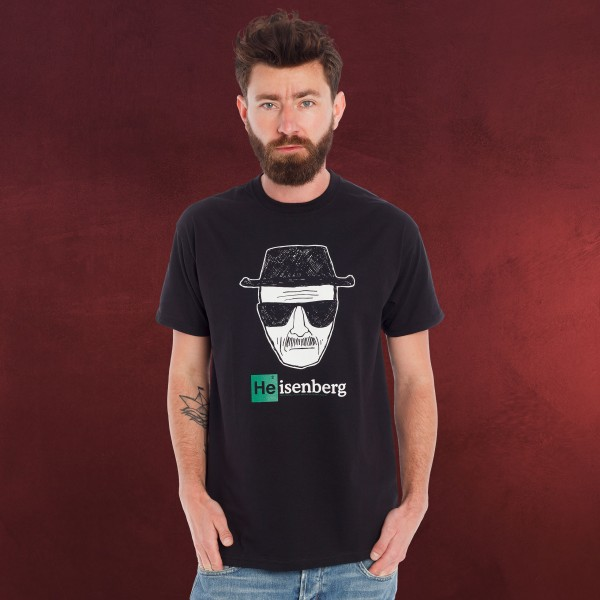 Breaking Bad - Wanted: Heisenberg T-Shirt