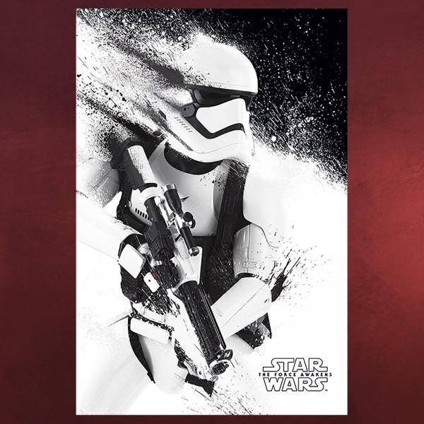 Star Wars - Stormtrooper Splatter Maxi Poster