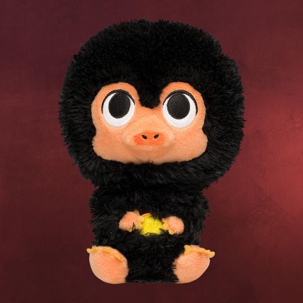 Baby Niffler schwarz Funko Supercute Plüsch Figur 16 cm - Phantastische Tierwesen
