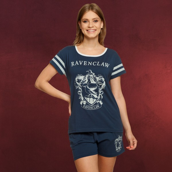 Harry Potter - Ravenclaw Pyjama kurz Damen