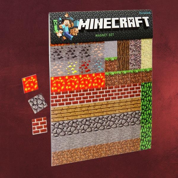 Minecraft Magnete Pack