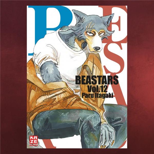 Beastars - Band 12 Taschenbuch