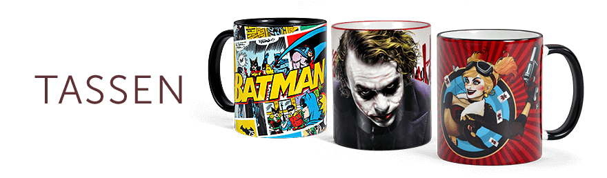 Batman - Tassen