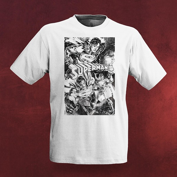 Superman - Comic Hero T-Shirt