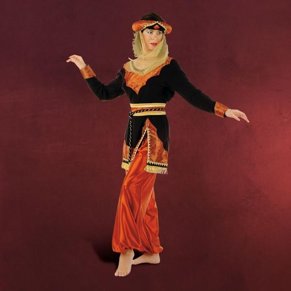 Orientalische Tänzerin - Kostüm