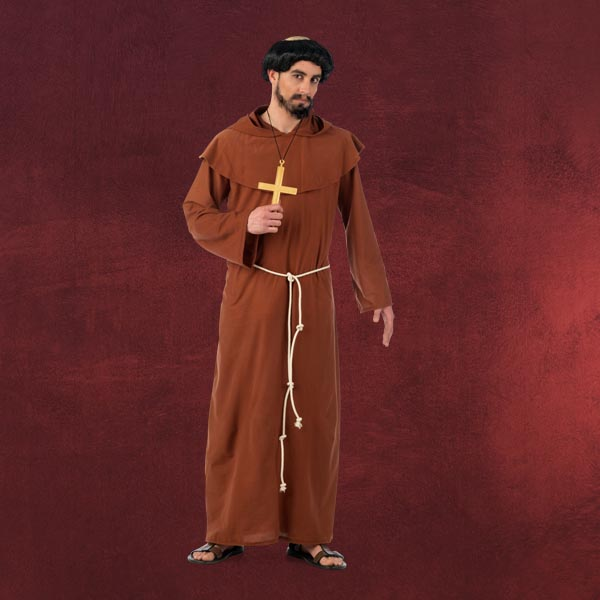 Franziskanermönch - Kostüm
