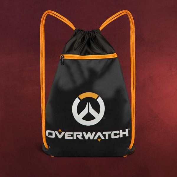 Overwatch - Logo Sportbag schwarz