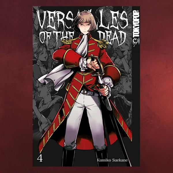 Versailles of the Dead - Band 4 Taschenbuch