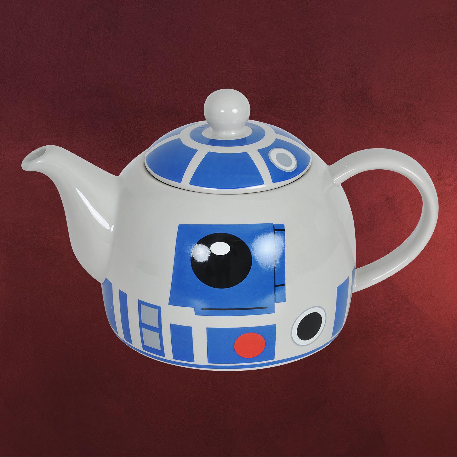 Star Wars R2 D2 Teekanne Elbenwald