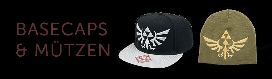 Zelda - Basecaps & Mützen