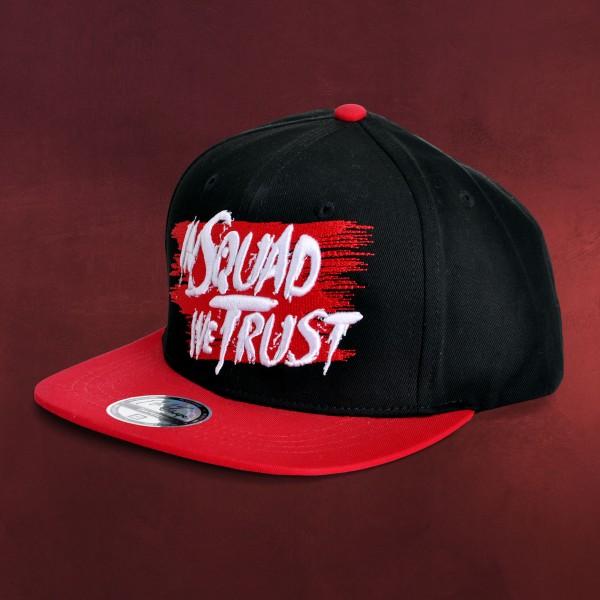 Suicide Squad - In Squad We Trust Snapback Basecap