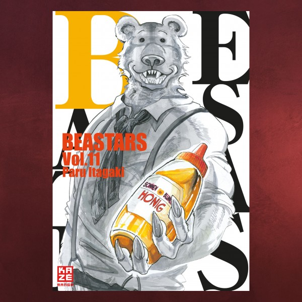 Beastars - Band 11 Taschenbuch